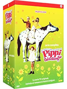 Pippi Calzelunghe - Serie Completa (7 Dvd)