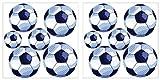 Fun4Walls Wall Stickers, Football