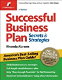 img - for Successful Business Plan: Secrets & Strategies (Successful Business Plan Secrets and Strategies) book / textbook / text book