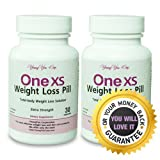One XS Weight Loss Pills (X-Strength) Prescription Grade Diet Pill. No Prescription Needed. Fast Proven Results. Weight Loss Guaranteed. 60ct