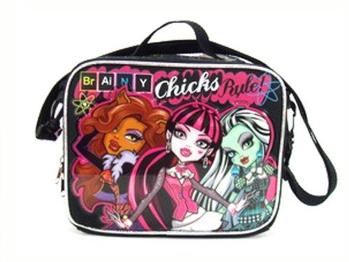 """Lunch Bag - Monster High - Chicks Rule 9"""" - 1"""