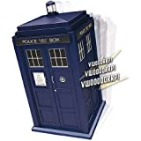 Doctor Who 3 3/4-inch Spin and Fly Tardis