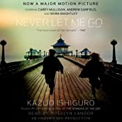Never Let Me Go | [Kazuo Ishiguro]