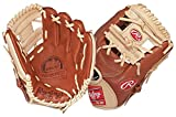 Rawlings PROS121CBR Pro Preferred 11 1/4 inch Infielder Baseball Glove (Call 1-800-327-0074 to order)