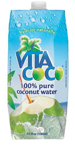 Vita Coco 100%   Pure Coconut Water 17oz