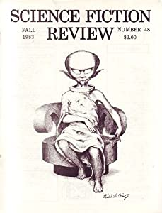 The Treasure of the Secret Cordwainer Smith in Science Fiction Review 48, August 1983 (Vol. 12, No. 3) by Gene DeWeese, Darrell Schweitzer, J. J. Pierce and Richard E. Geis
