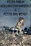 Image of Peter Pan In Kensington Gardens & Peter and Wendy [Illustrated]