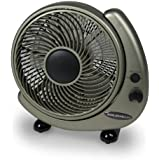 """Soleus Air 10"""" High Velocity Wall Mount/Table Fan"""