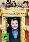 DVD & Blu-ray - Terra X - Unterwegs in der Weltgeschichte (mit Hape Kerkeling) [2 DVDs]