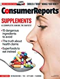 Consumer Reports Print Edition