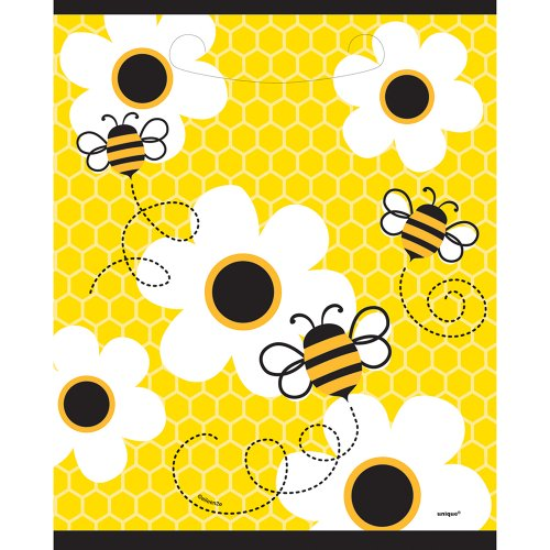Bumble Bee Favor Bags, 8ct