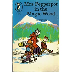 MRS PEPPERPOT IN THE MAGIC WOOD.