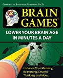 Brain Games #7: Lower Your Brain Age in Minutes a Day