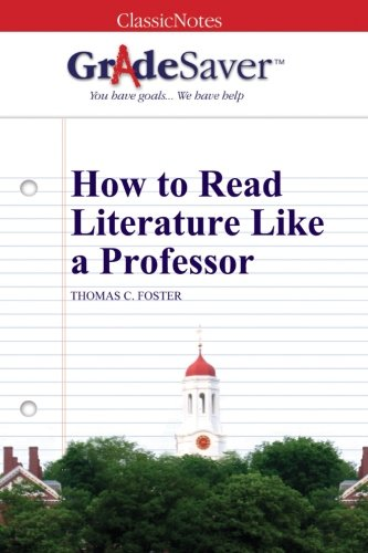 How to Read Literature Like a Professor Chapters 16 - 20 Summary ...