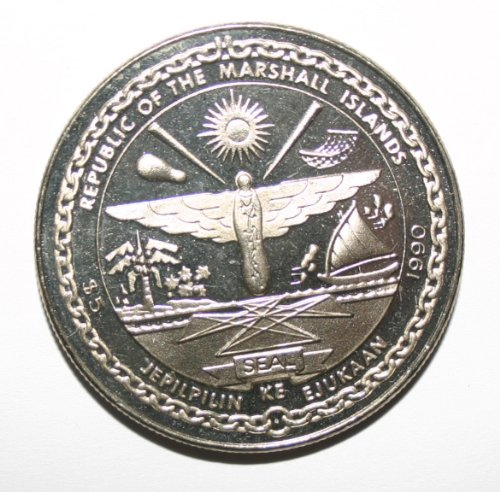 Rare Proof The Heroes Of The Battle Of Britain Five Dollars Silver Ounce Coin