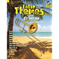 Latin Themes for Trombone: 12 Vibrant themes with Latin flavour and spirit. Posaune. Ausgabe mit CD. (Schott Master Play-Along Series)
