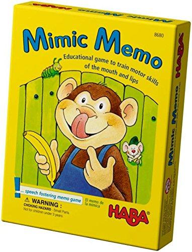 Mimic Memo - 1