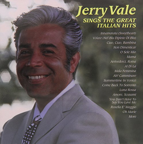 Jerry Vale - Great Italian Hits - Zortam Music