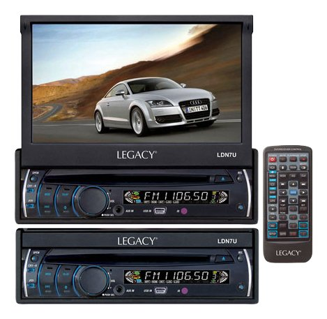 Legacy LDN7U 7-Inch Motorized Touch Screen TFT/LCD