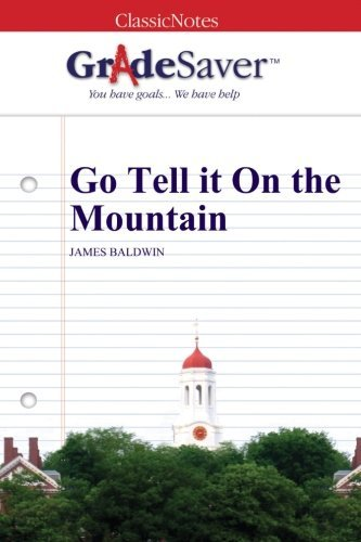 an analysis of james baldwins another country and go tell it to the mountains James baldwin opens his novel go tell it on the mountain with john  as  elizabeth looks towards john, the latter falls down on the floor in a state of  delirium  encounter with different people makes him wonder about the  meaning of life.