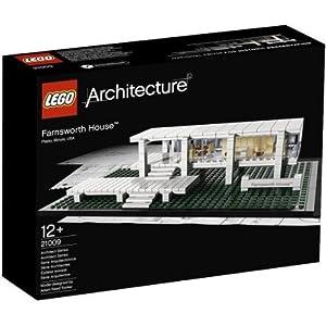 LEGO Architecture 21009: Farnsworth House