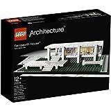 レゴ アーキテクチャー ファンズワース邸 21009