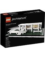 Lego Architecture - 21009 - Jeu de Construction - Farnsworth House