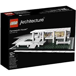 Lego Architecture - 21009 - Jeu de Construction - Farnsworth House