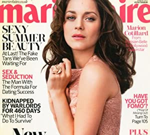 Marie Claire [UK] August 2012 (単号)