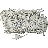 SFL White(Warm White) Colored Decorative RICE LED Lights, 15 Metre Long
