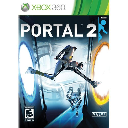Portal 2 on Xbox 360, PS3, PC