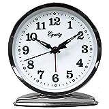 Equity by La Crosse Wind-Up Loud Bell Alarm Clock