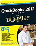 img - for QuickBooks 2012 All-in-One For Dummies by Stephen L. Nelson (2011-12-27) book / textbook / text book