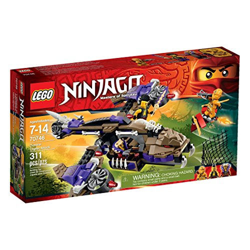 Ninjago Lego All In One