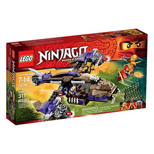 Ninjago Lego All In One