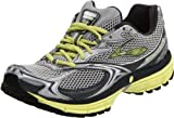 Brooks Women's Summon 3 Running Shoe,Sunny Lime/Anthracite/Silver/Black/White,12 B US