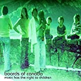 Music Has the Right to Children by Boards of Canada (1998) Audio CD