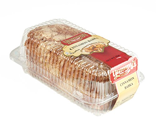 Yummy's Fresh Baked Homestyle Babka Cake - 15 Oz. of Gourmet Bread-Like Dessert - (Cinnamon) (Cinnamon Bread compare prices)