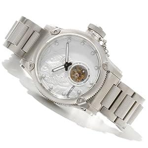 Invicta Men's Russian Diver Tiger Limited Edition Mechanical Tourbillon Bracelet Watch
