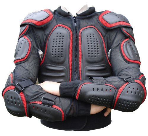 Gearx Motocross Motorcycle Body Armour Sakting Snowboards Protec Jacket All sizes