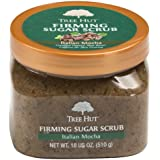 Tree Hut Sugar Body Scrub 18oz Italian Mocha Firming