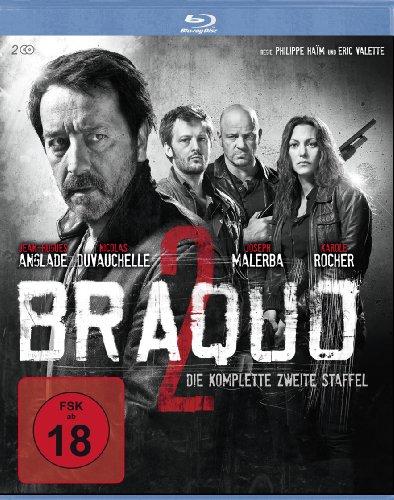 Braquo - Die komplette 2. Staffel [2 Blu-Rays]