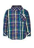s.Oliver Baby Boys' Multi Check Shirt, Sizes 12M-24M