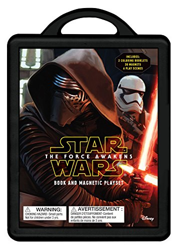 Star Wars: The Force Awakens: Magnetic Book and Play Set (Book and Magnetic Play Set)