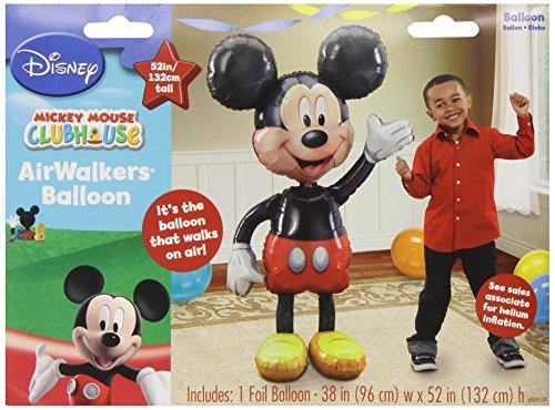 Mickey Mouse Airwalker Jumbo Foil Balloon