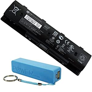 HP Envy Touchsmart 15-j004ea Laptop Battery - Genuine HP Battery 6 Cell (Free Powerbank)