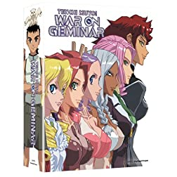 Tenchi Muyo!: War on Geminar, Part 1 (Limited Edition Blu-ray/DVD Combo)