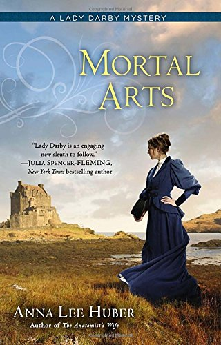 Image of Mortal Arts (A Lady Darby Mystery)