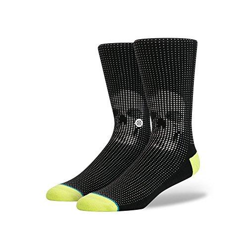 Stance Halftone Socks - Black-L-XL