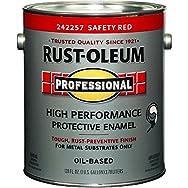 Rust Oleum 242257 VOC For SCAQMD Professional Enamel-VOC GLOSS RED PRO ENAMEL